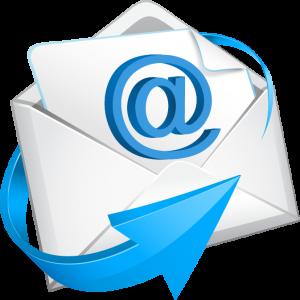 L'adresse électronique de contact